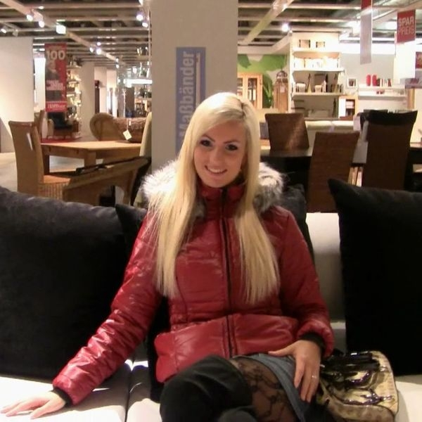 Sexy Amy Public Sex In The Furniture Store HD 720p