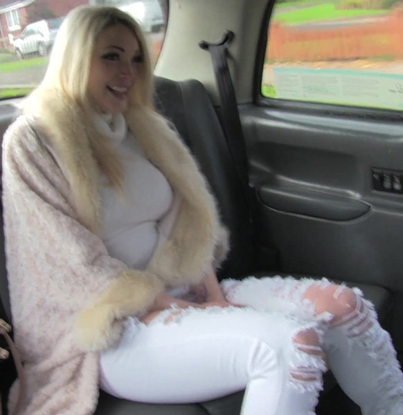 Tamara Sex In Taxi With Hot Blonde FullHD 1080p